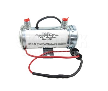 PMA Products CA65628-800E FAA-PMA Electric Fuel Pump