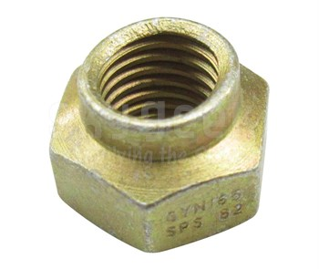 SPS Technologies GYN165 Steel Nut, Self-Locking, Hexagon