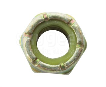 Military Standard MS21044N5 Steel Nut, Self-Locking, Hexagon