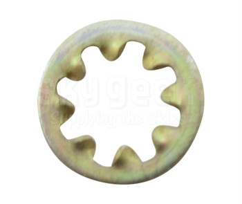 Military Standard MS35333-38 Carbon Steel Washer, Lock