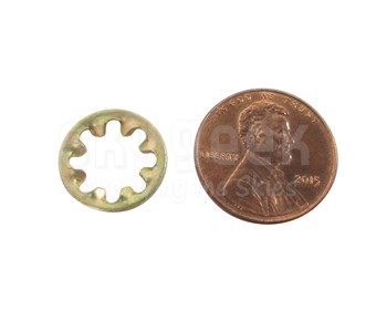 Military Standard MS35333-39 Carbon Steel Washer, Lock