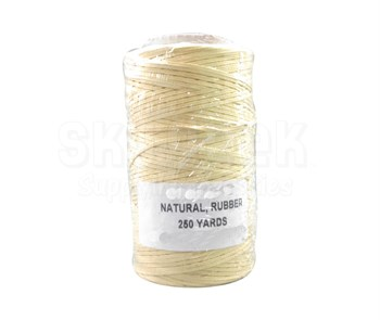 Military Specification A-A-52084-C-3 Natural Nomex®/Synthetic Rubber Finish Tape, Lacing & Tying Cord - 250 Yard Spool