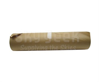 "Military Specification MIL-PRF-121G Type I, Grade A, Class 1 Flat, Heat Sealable Paper - 36"" x 100 Yard Roll"