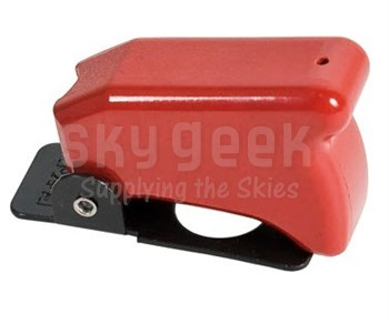 Military Standard MS25214-2 Red Guard, Switch