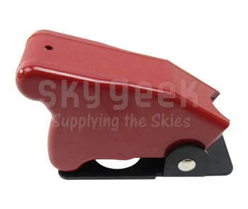 Military Standard MS25224-1 Red Guard, Switch