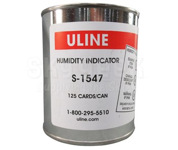 Military Standard MS20003-2 Indicator, Humidity, Card