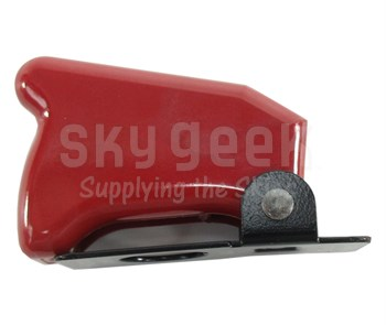 Military Standard MS25214-3 Red Guard, Switch