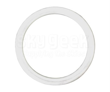 Military Standard MS9373-021 Crescent Steel Gasket