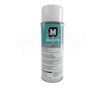 Dow Corning Molykote® 316 Clear Silicone Release Agent - 283 Gram Aerosol Can