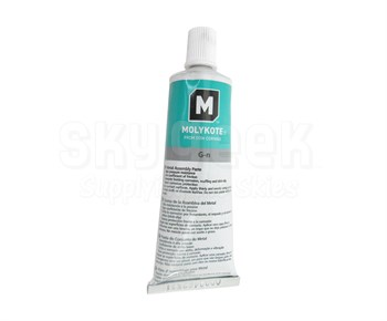 Dow Corning Molykote® G-N Metal Assembly Paste - 80 Gram Tube