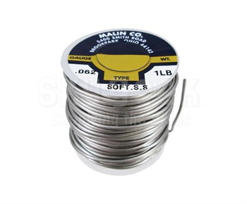 Military Standard MS20995C62 Stainless Steel 0.062 Diameter Safety Wire - 1 lb Roll