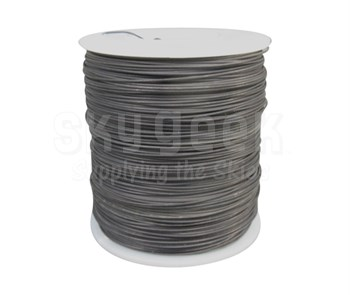 Military Standard MS9226-03 Oxidized Inconel Safety Wire (1 lb. Roll) - 0.025 Diameter