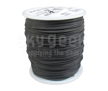 Military Standard MS9226-04 Oxidized Inconel Safety Wire (1 lb. Roll) - 0.032 Diameter