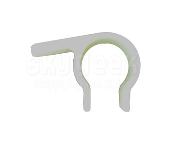 Military Specification M23190/1-3 Hanger, Cable