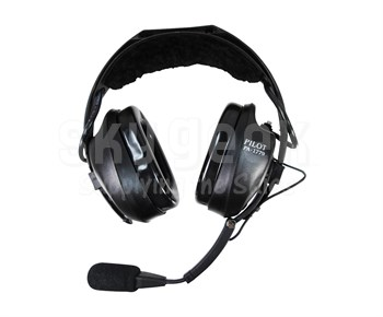 68867d9978b Pilot USA PA-1779T ANR Aircraft Headset with Cell Phone Adapter at  SkyGeek.com