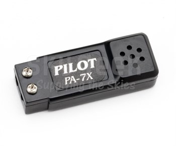 Pilot USA PA-7X Ultra Quiet Electret Noise Cancelling Microphone