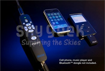 Pilot USA PA-86BLU/GA BluLink General Aviation Headset Cell Phone Adapter