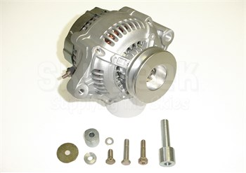 Plane-Power AL12-F60C FAA-PMA Alternator - C611501-0101 & C611501-0102