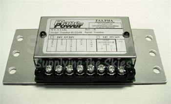 Plane-Power R1224B FAA-PMA Certified Solid-State Voltage Regulator