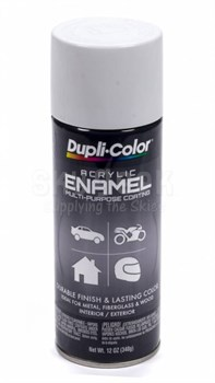 PlastiKote® T-4 General Purpose Gloss White Premium Enamel Paint - 340 Gram (12 oz) Aerosol Can