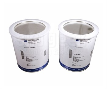 PPG Korotherm® 821X404/910X407 Whitish Gray Boeing MMS-455E Spec Fire & Thermal Protective Coating - 4:1 Gallon Kit