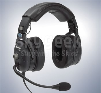 Telex Stratus 50D Digital ANR General Aviation Plugs Fixed-Wing Aircraft Headset