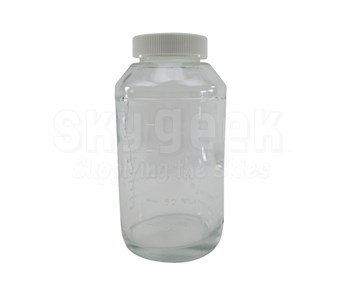 Preval 0269 Preval Sprayer 6 oz Glass Reservoir Jar with Cap