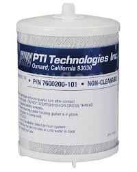 PTI 7600200-101 FAA-PMA Potable Water Filter Cartridge