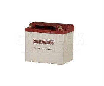 Concorde RG-35A 12-Volt General Aviation AGM Aircraft Battery