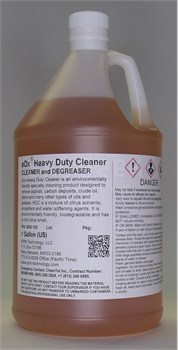 eOx® 2530-120 Heavy-Duty Cleaner & Degreaser (HDC) - Gallon Jug