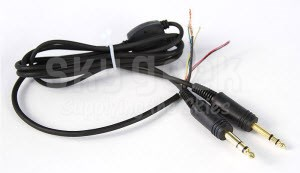 Rugged Air CS-MH Main Cable for RA200 Headset