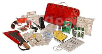 EAM Worldwide S3021-101 Aircraft General ISK-1/1 Survival Kit