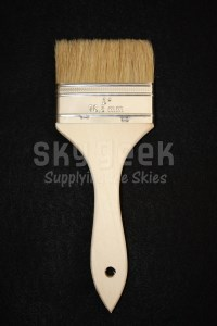 "Howard Berger BB00015 Single X Thick 3"" Chip Brush"
