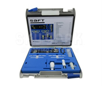 SAFT 416160 BAC Type A Connector Ni-Cad Aircraft Battery Tool Kit