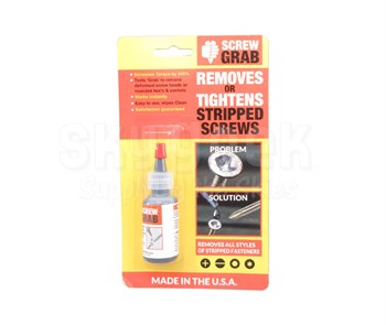 ScrewGrab® SG-94 Brown Friction Gel - 0.5 oz Bottle