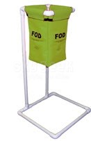 Seitz Scientific FOD-2 Fluorescent Green FOD Bag used with FOD2-1 Stand(sold separately)
