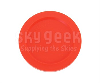PPG Aerospace® Semco® 220238 Red F-Cap