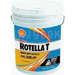 Shell Rotella T4 >> Shell Rotella T Triple Protection 15W-40 Engine Oil