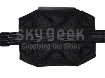 Sky High SH-0200 Black Strato Kneeboard