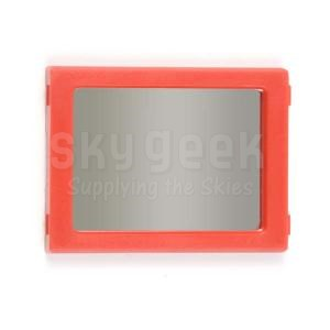 """Steelman 50102 Replacement 1X Mirror for Inspection Lights - 2"""" x 2.5"""""""