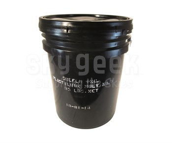 Sulflo Plastilube Moly 3 High-Temperature Grease - 35 Lb Pail