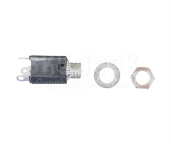 """Switchcraft 112BX 1/4"""" Enclosed Stereo Microphone Jack"""