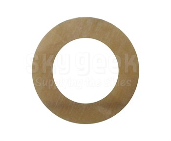 Switchcraft S1028 Brown Rigid Plastic Headset/Microphone Jack Washer