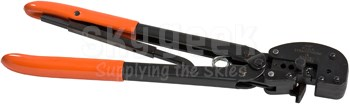 TE Connectivity 576781 PIDG STRATO-THERM Crimping Tool