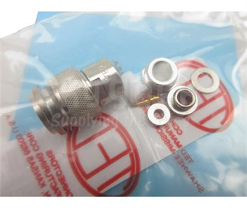 TED Manufacturing 5-10-30 TNC Connector, Plug, Electrical