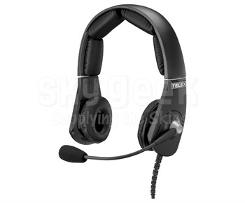 Telex PRD000252500 Ascend ANR Deluxe General Aviation Plugs Fixed-Wing Aircraft Headset