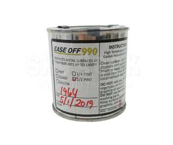Texacone EO-1-2 PT Ease Off # 990 Brown MIL-A-907E Spec Anti-Seize Compound - 1/2 Pint (1 lb) Can