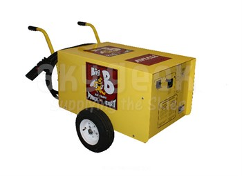 The Big Bee 28.5 DC/110VAC Battery Start Cart