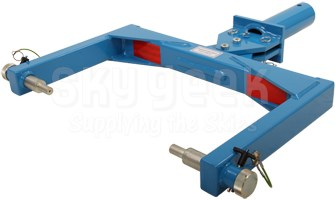Tronair® 01-0579-0000 Russian Helicopter (Mil Moscow) Mi-8, Mi-17 Helicopter Towbar Head (CE)