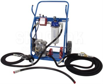 Tronair® 07-3000-1921-A3 Fuel Transfer Cart with Totalizer (20 gpm/76 lpm)